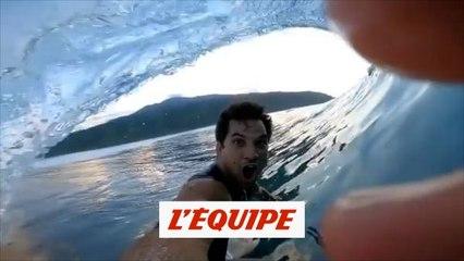 Michel Bourez «enfin libre» à Tahiti - Adrénaline - Surf