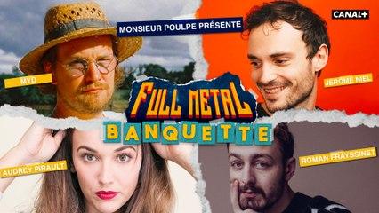 Roman Frayssinet, Jérôme Niel, Audrey Pirault et Myd - FULL METAL BANQUETTE, la finaleEM5