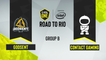 CSGO - c0ntact Gaming vs. GODSENT [Vertigo] Map 2 - ESL One Road to Rio - Group B - EU