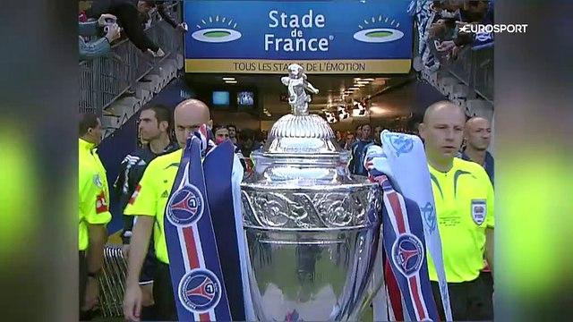 Le PSG sacré, l'OM dépité : Revivez la finale de la Coupe de France 2006