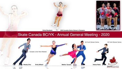 2020 Skate Canada British Columbia Yukon - Annual General Meeting (2)
