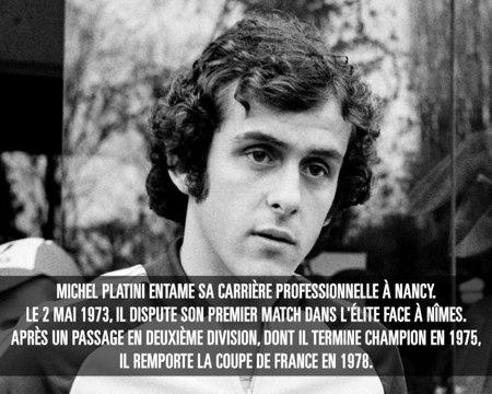 Rétro - Michel Platini, la carrière d'un Roi