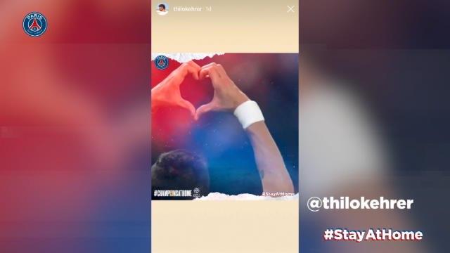 Coronavirus - Mbappe, Kehrer et Di Maria toujours à la fête : comment les joueurs du PSG vivent leur confinement