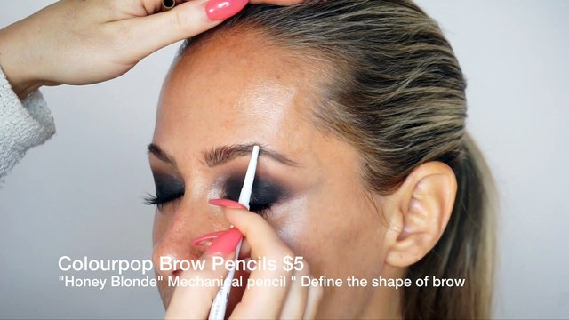 Full Glam Makeup Look by JadeyWadey180