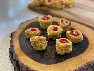Cupcakes de almendra para el día de las Madres