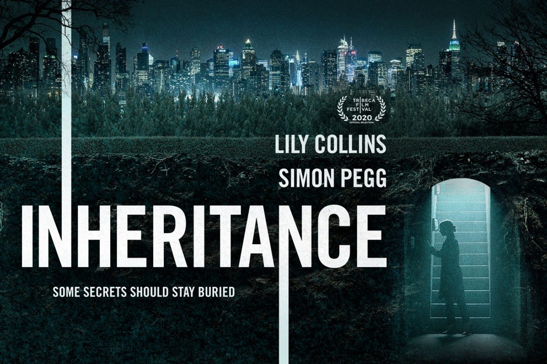 Inheritance Official Trailer (2020) Lily Collins, Simon Pegg Thriller Movie  - video Dailymotion