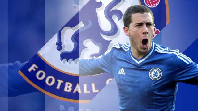 Chelsea 2015, champion par Hazard ?