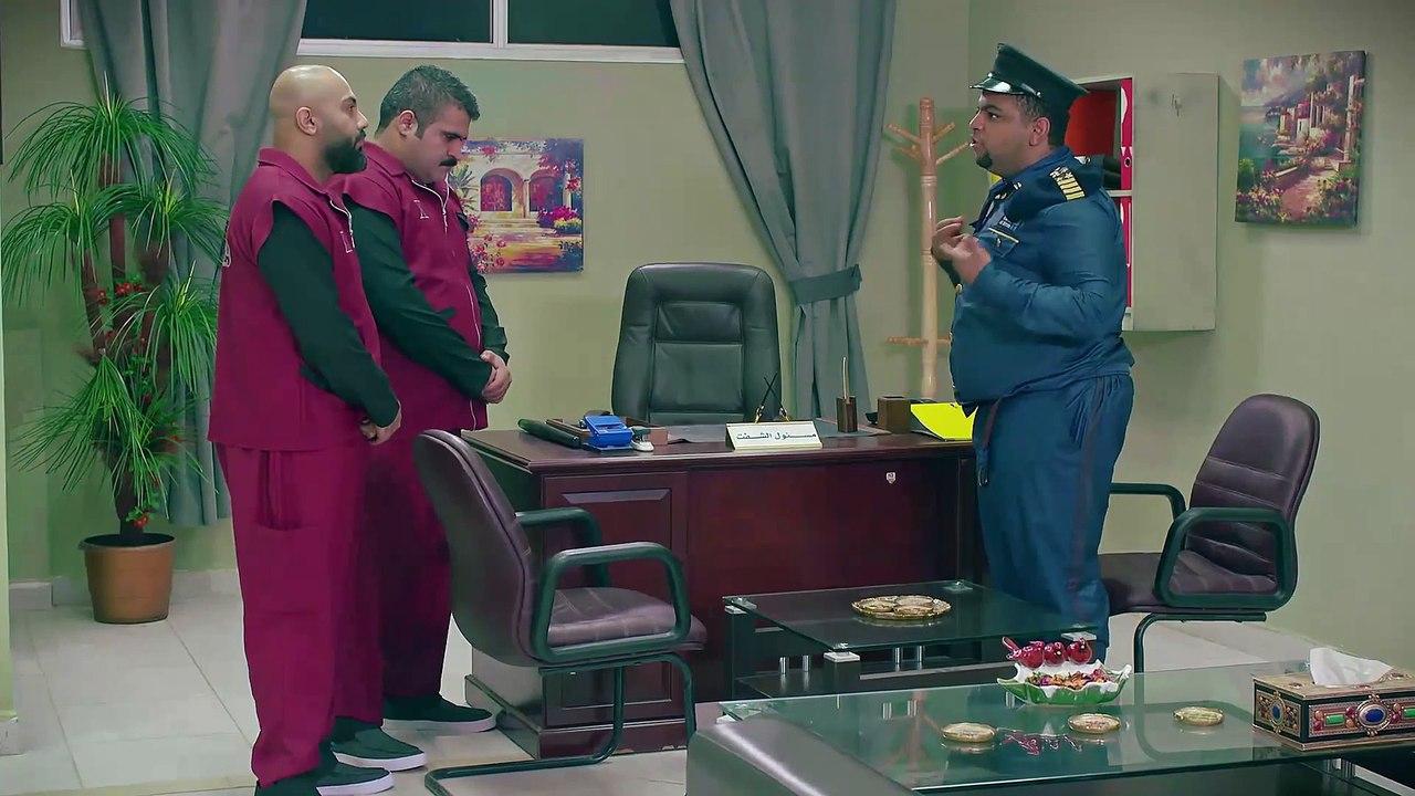مسلسل السجن حسن البلام الحلقة 1