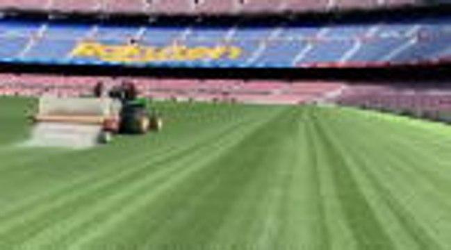 Barça - Le Camp Nou prêt pour la reprise