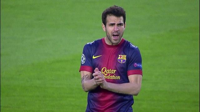 """Fàbregas : """"Cesc que un club"""""""