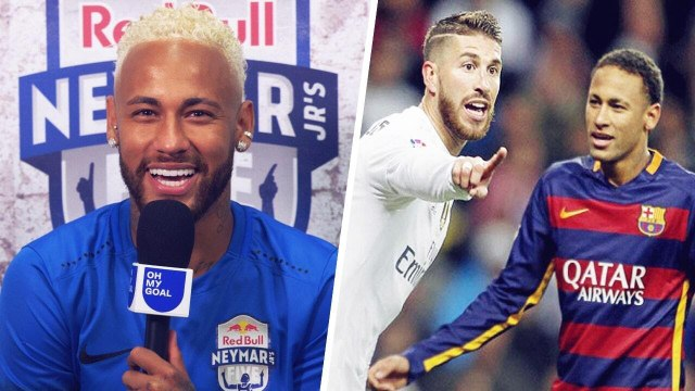 Les 4 défenseurs que Neymar admire le plus | Oh My Goal