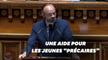 """Coronavirus: Philippe annonce une aide de 200 euros à 800.000 jeunes """"précaires"""""""