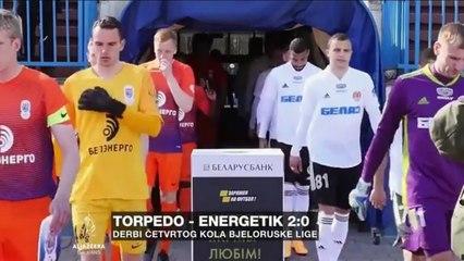 Torpedo bolji od Energetika u derbiju četvrtog kola bjeloruske lige