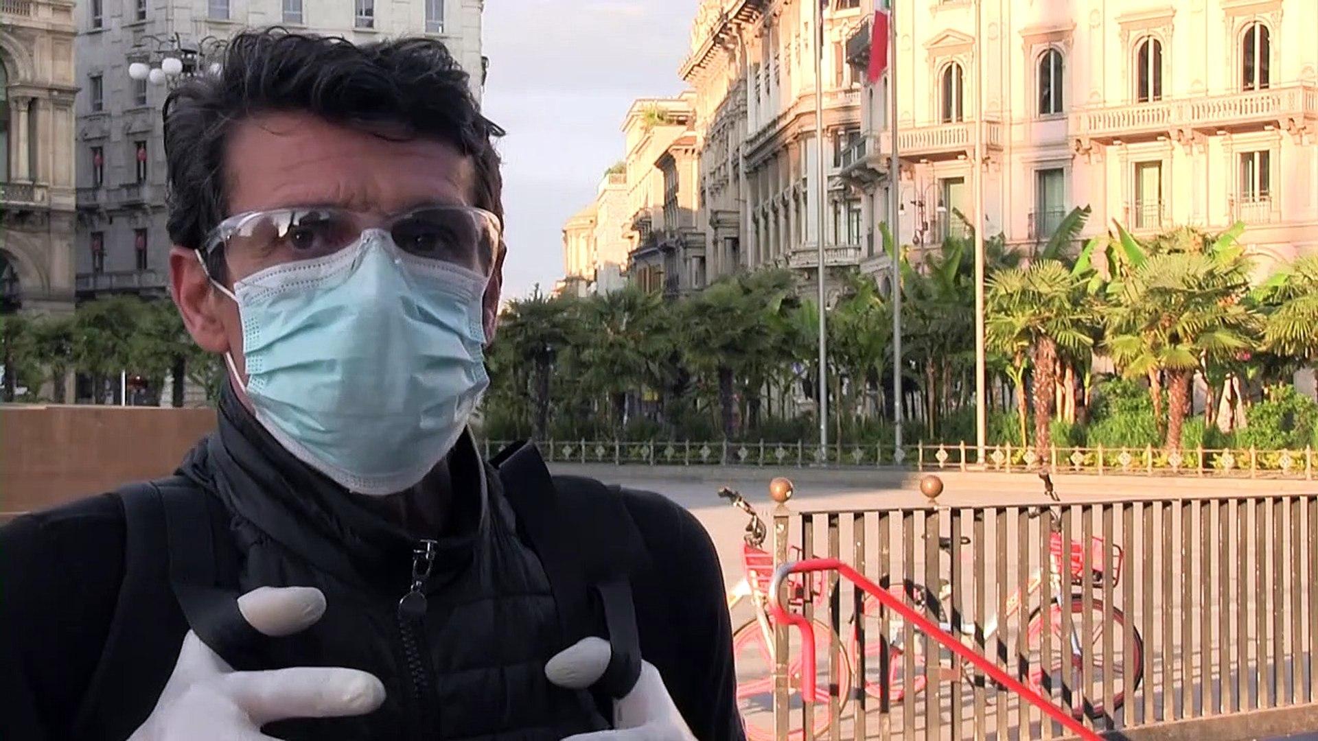 سكان إيطاليا يستعيدون حرية مقيّدة بعد نحو شهرين من العزل جراء كورونا المستجدّ