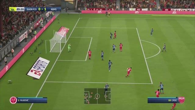 Dijon FCO - Stade de Reims : notre simulation FIFA 20 (L1 - 37e journée)