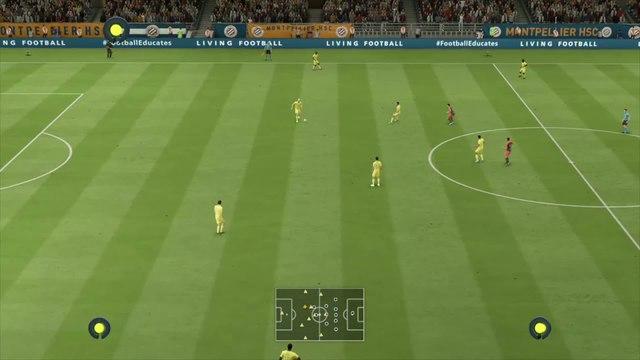 Montpellier HSC - FC Nantes : notre simulation FIFA 20 (L1 - 37e journée)
