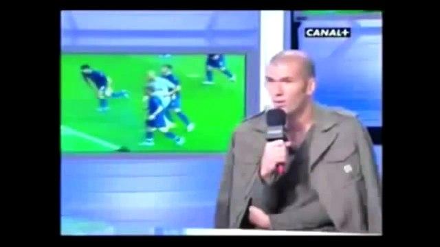 """Zidane : """"J'aurais préféré me prendre une droite dans la gueule qu'entendre ça"""""""