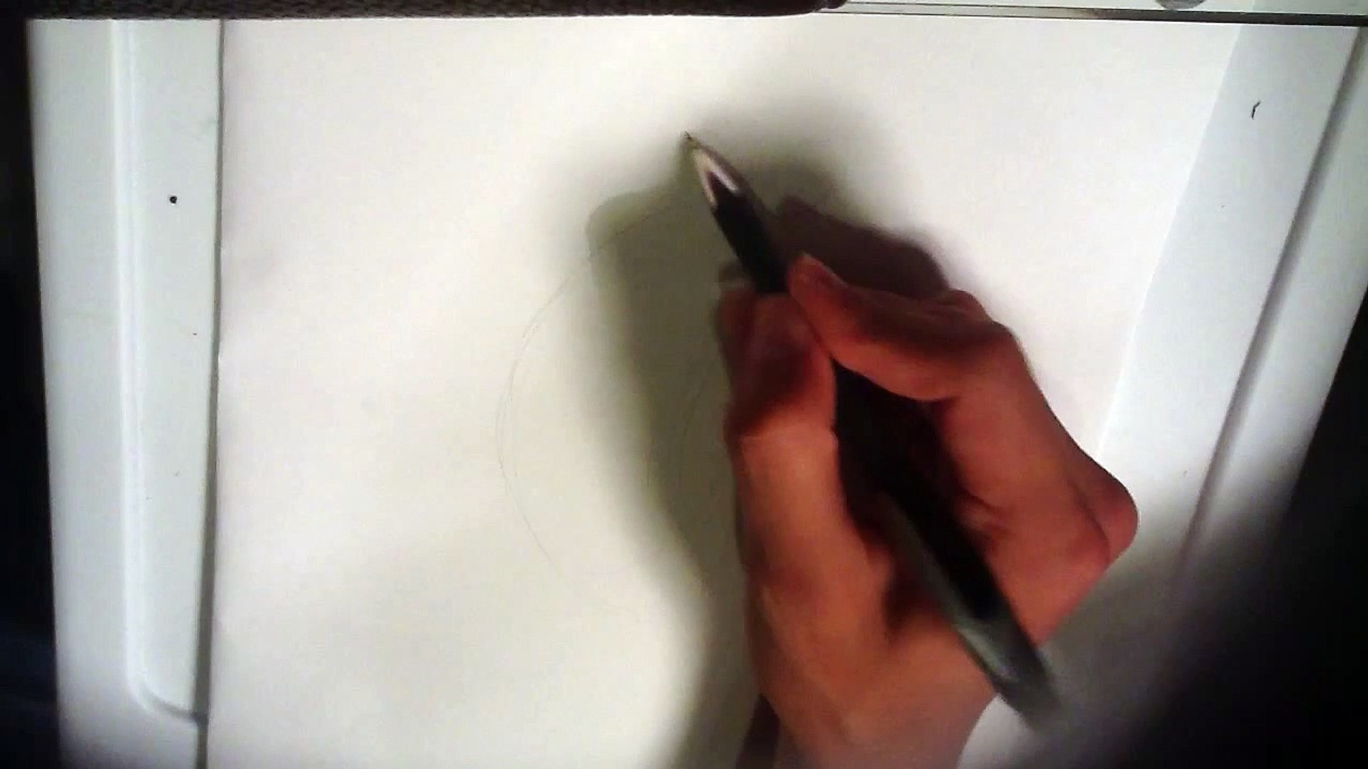 How to Draw a Footprint - Easy Things to Draw