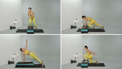 A Total-Body Circuit That Builds Stamina and Strength