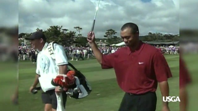 U.S. Open Rewind- 2000: Tiger Laps Field, Breaks Records at Pebble (Golf)