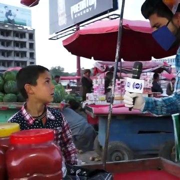 #HamayonAfghan Eftari Special Report / گزارش ویژۀ افطاری همایون افغان از سرای شمالی