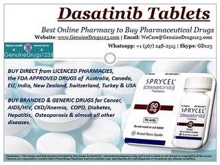 Buy Dasatinib Tablets Online