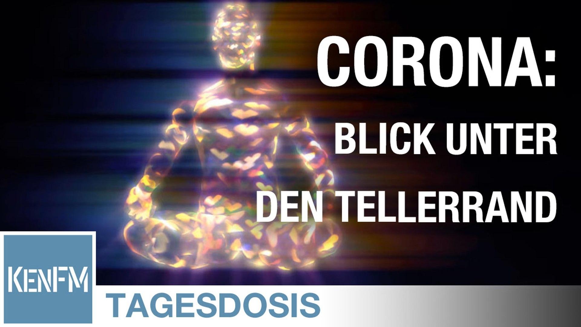 Tagesdosis 5.5.2020 - Der Blick unter den Tellerrand in Zeiten von Corona