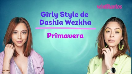 #GetTheLook Girly de @dhasiawezka para esta primavera