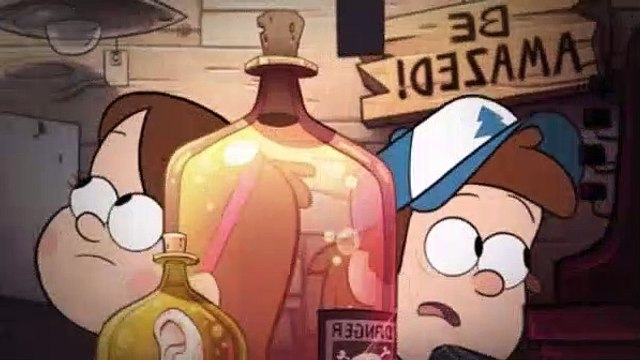 Gravity Falls Season 1 Episode 15 The Deep End