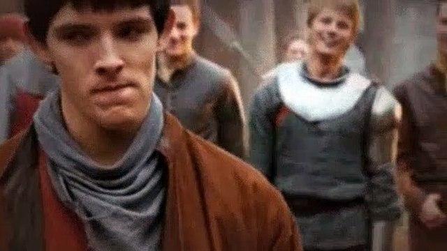 Merlin 00x02 S1 Video Diaries Colin & Bradley