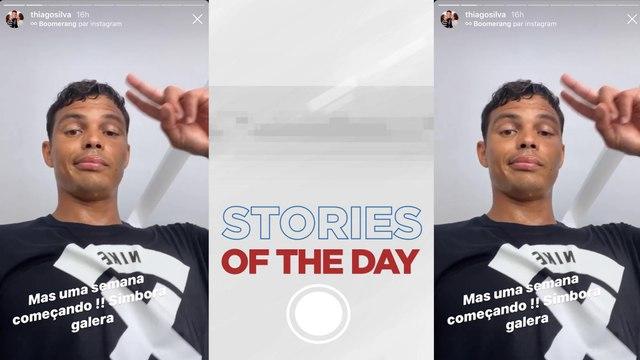 Les stories du jour - 5 mai 2020