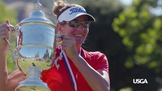 U.S. Women's Open Rewind- 2016: Lang Bests Nordqvist in a Playoff at CordeValle (Golf)