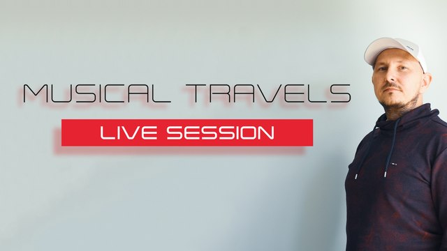 Kriss Nrgzer - Musical Travels #005 [LIVE SESSION]