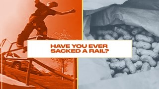 Have the Top Skaters Ever Sacked a Rail?