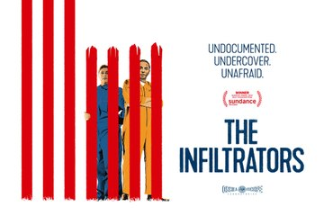 The Infiltrators Official Trailer (2020) Maynor Alvarado, Manuel Uriza Thriller Movie