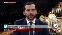 Milenio Noticias, con Alejandro Domínguez, 05 de mayo de 2020