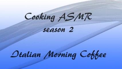 Morning Coffee ASMR