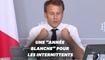 Macron veut prolonger les droits des intermittents jusqu'en août 2021