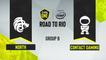 CSGO - c0ntact Gaming vs. North [Vertigo] Map 2 - ESL One Road to Rio - Group B - EU
