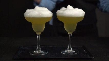 How to Make Salt Air Margaritas