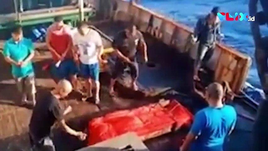 Mayat ABK Asal Indonesia Dibuang ke Laut dari Kapal China