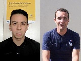 #7 - Interview croisée entre 2 générations d'arbitres de football, Benoit Millot et Gabriel Henry