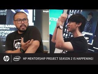Keseruan HP Mentorship Project Season 2 Bersama Joko Anwar dan Eka Gustiwana