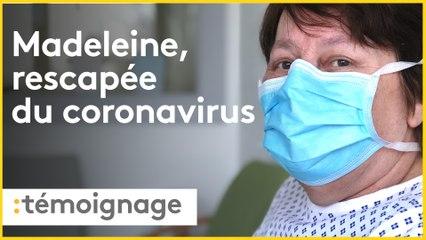 Coronavirus : témoignage d'une rescapée