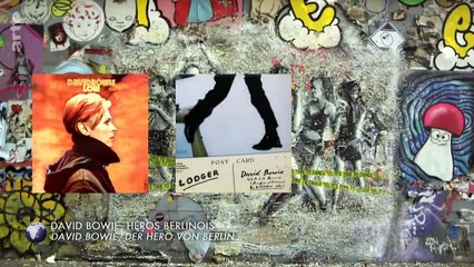 David Bowie à Berlin - Invitation au voyage Arte 2020 720 p bY ZapMan69