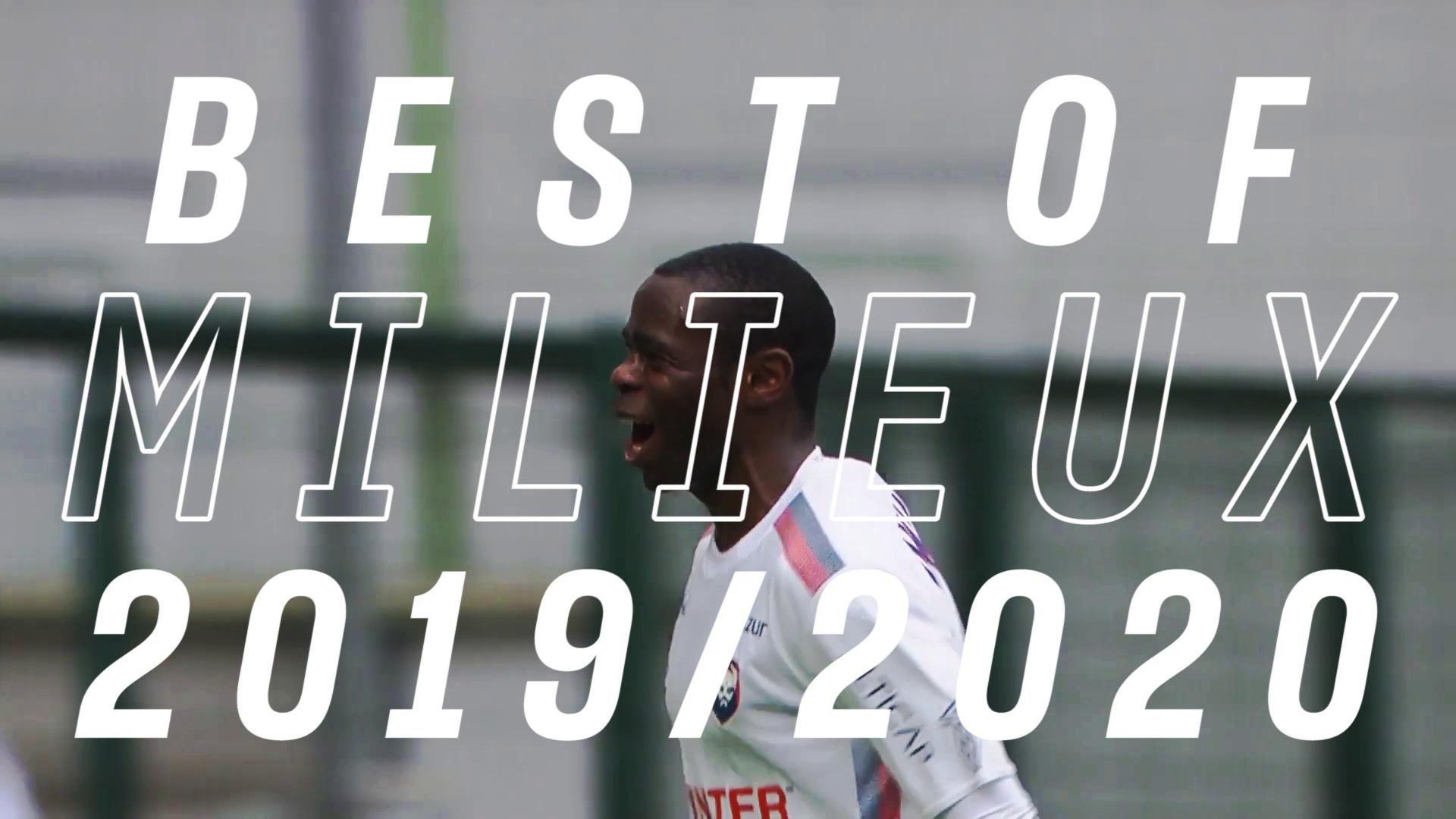 Le best of des milieux du SMCaen saison 2019/2020