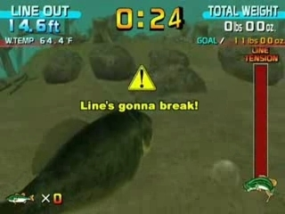 Sega Bass Fishing – Trailer 3 – Wii