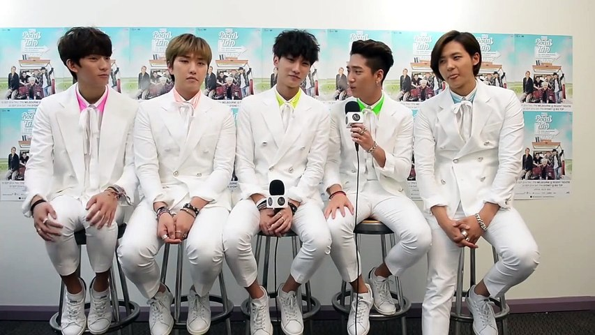 B1A4  Backstage in Sydney, Australia: The Aussie Experience & Questions submitted by BANAs