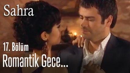 Sahra ve Mithat'ın romantik gecesi - Yasak Elma 17. Bölüm