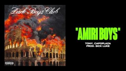 Dark Polo Gang - AMIRI BOYS